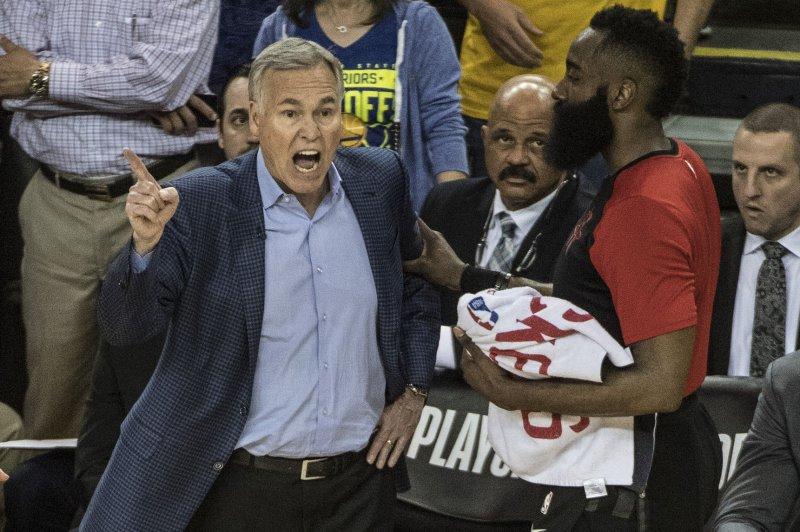 buy popular e3ae8 e7874 Houston Rockets' James Harden guarantees championship 'soon ...