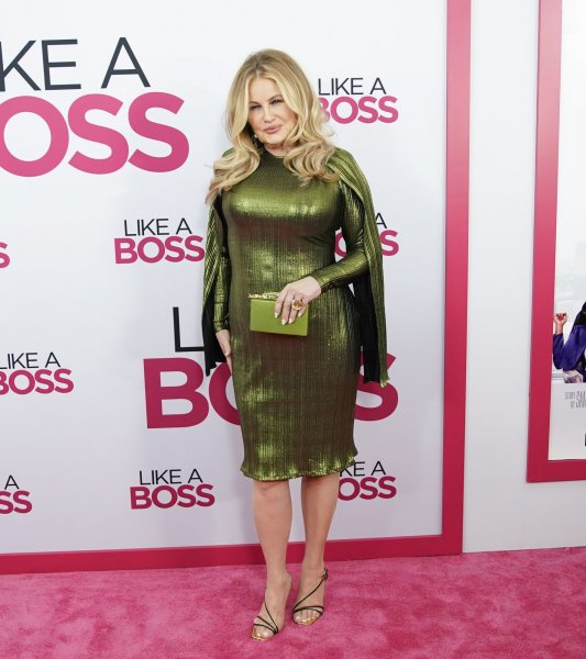 Jennifer Coolidge arrives on the red carpet at the premiere of Like A Boss at SVA Theater on January 7, 2020, in New York City. The actor turns 60 on August 28. File Photo by John Angelillo/UPI