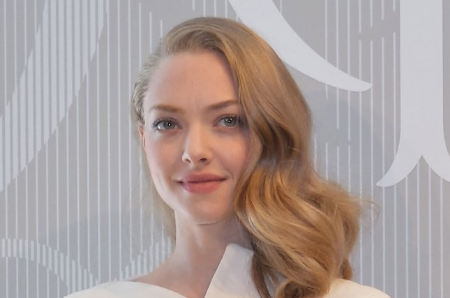 Amanda Seyfried at a photocall for Cle de Paul Beaute in Tokyo on October 9, 2015. File Photo by Keizo Mori/UPI