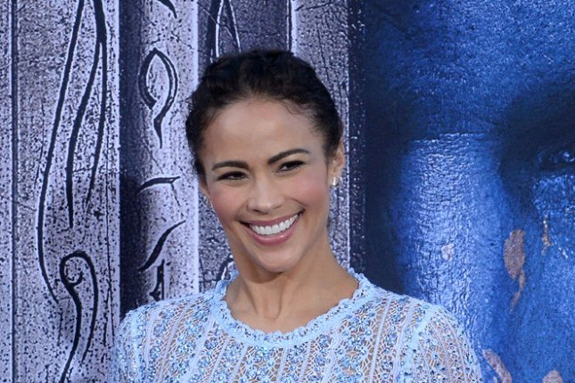 Paula Patton at the Los Angeles premiere of Warcraft on June 6. The actress split from Robin Thicke in 2014. File Photo by Jim Ruymen/UPI