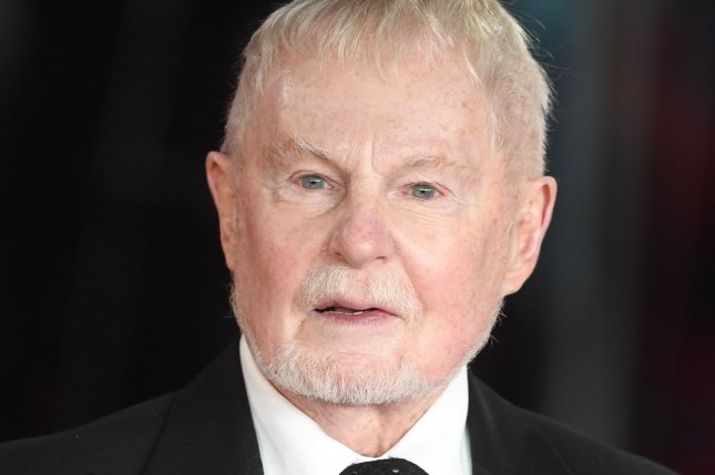 British actor Derek Jacobi is to star in the BBC's A Christmas Carol Goes Wrong. Photo by Rune Hellestad/UPI