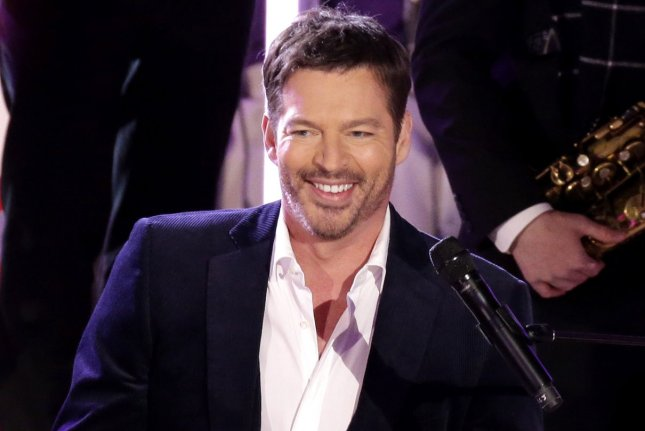 Harry Connick Jr. is set to receive a star on the Hollywood Walk of Fame. File Photo by John Angelillo/UPI