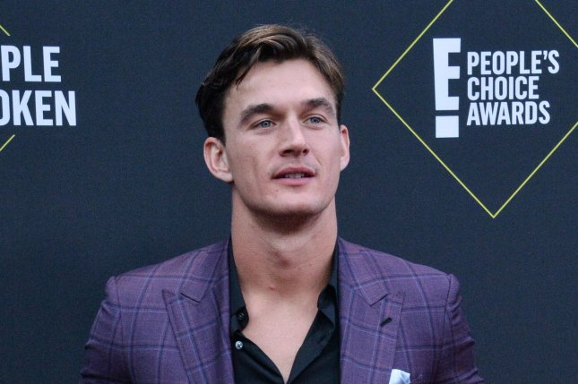 Tyler Cameron voiced his love for Camila Kendra on Watch What Happens Live. File Photo by Jim Ruymen/UPI