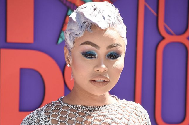 Blac Chyna dedicated a sweet post to Dream, her daughter with Rob Kardashian, on the toddler's birthday. File Photo by Gregg DeGuire/UPI