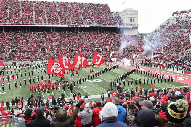 Ohio State expects 20000 to 30000 fans at football games