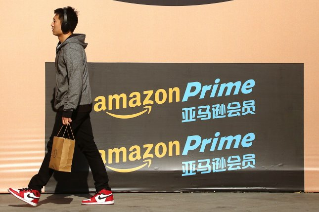 Amazon said customers in India, Japan and Singapore have already been moved off the Prime Now platform, which will be retired globally by the end of 2021. File Photo by Stephen Shaver/UPI