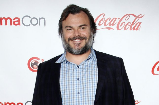 Jack Black is in talks to star with Ice Cube in Oh Hell No. File Photo by James Atoa/UPI