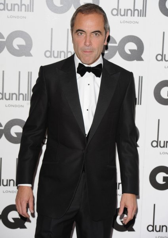 British actor James Nesbitt attends the GQ Men Of The Year Awards at the Royal Opera House in London on September 7, 2010. UPI/Rune Hellestad