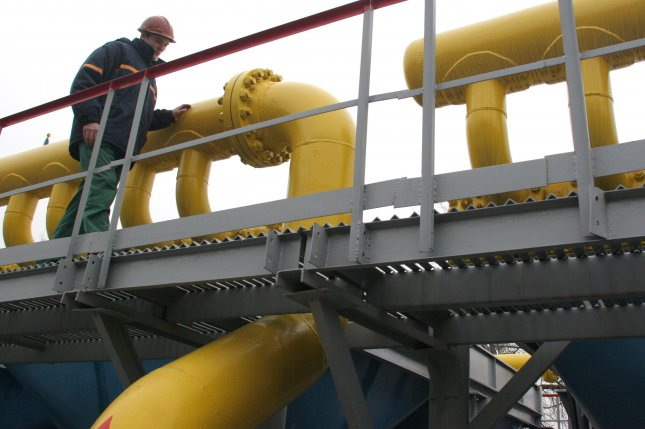 Slovakian minister says small steps in Ukraine's gas sector may open big doors. (UPI Photo/Sergey Starostenko)