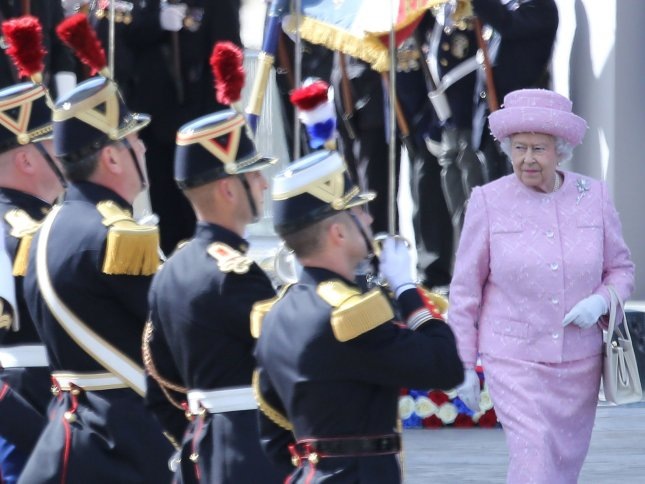 Britain's Queen Elizabeth II encouraged Scots to carefully consider the repercussions of separating from the United Kingdom. UPI/David Silpa