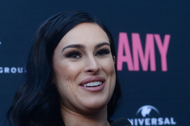 Rumer Willis has joined the cast of the Broadway musical Chicago. Photo by Jim Ruymen/UPI