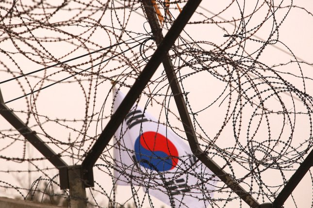 South Korea turned down a request for a local musical company to travel to North Korea this week, as Pyongyang has increased tensions with nuclear tests and dozens of ballistic missile firings. File Photo by Stephen Shaver/UPI