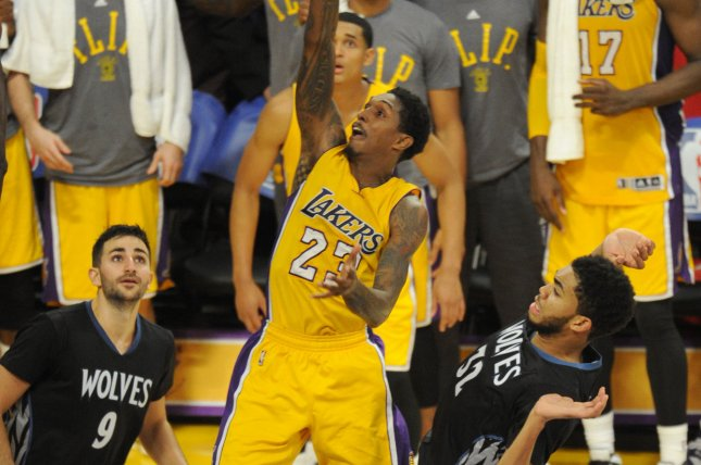 online retailer db9e8 717ee Los Angeles Lakers reportedly send G Lou Williams to Houston ...