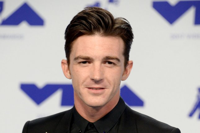 Drake Bell arrives for the 34th annual MTV Video Music Awards on August 27. Bell had a reunion with his Drake & Josh costar Josh Peck during the event. Photo by Jim Ruymen/UPI