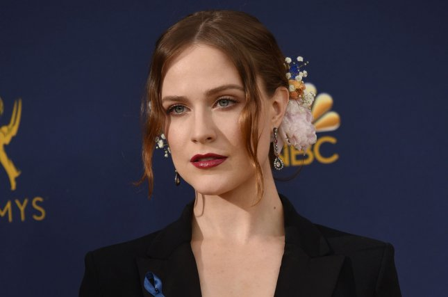 Evan Rachel Wood, who played Kylie Owens in Practical Magic, voiced interest in a second film. File Photo by Christine Chew/UPI