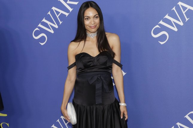 Actress Rosario Dawson is set to star in USA Network's Briarpatch. File Photo by John Angelillo/UPI