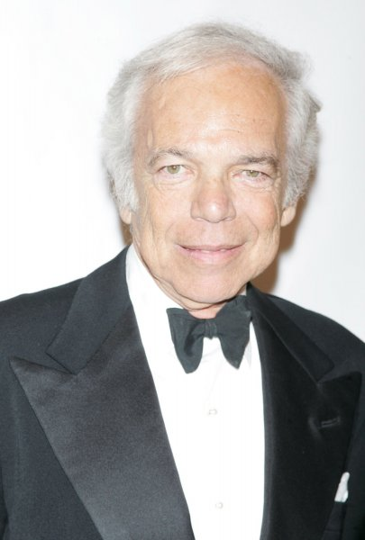 Ralph Lauren, 75, will be steping down as CEO of his company, it was announced Tuesday. He'll become executive chairman and chief creative officer. Taking over as CEO is former Old Navy global president Stefan Larsson. File photo by Laura Cavanaugh/UPI