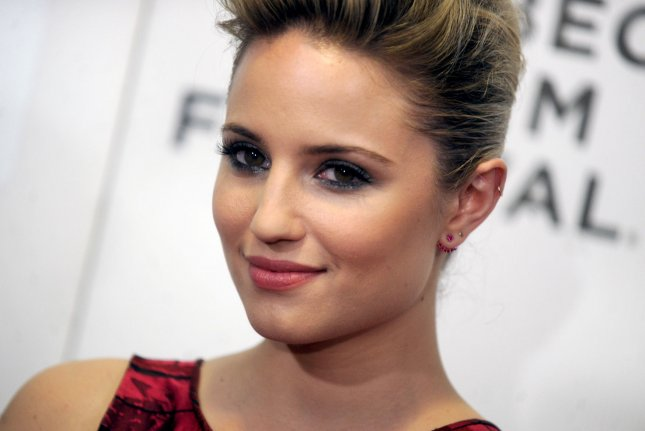 Dianna Agron at the Tribeca Film Festival premiere of Tumbledown on April 18, 2015. The actress is reportedly engaged to Winston Marshall. File Photo by Dennis Van Tine/UPI