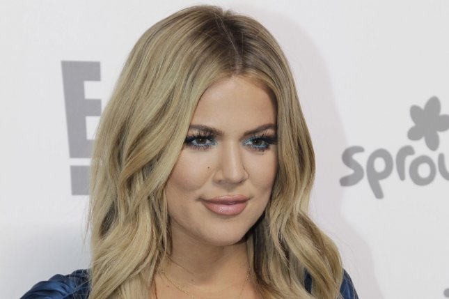 Khloe Kardashian arrives on the red carpet at the 2015 NBCUniversal Cable Entertainment Group Upfront in New York City on May 14, 2015. File Photo by John Angelillo/UPI