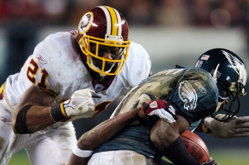 best service 3ce91 b64d7 Redskins' Landon Collins wants to bring back Sean Taylor's ...