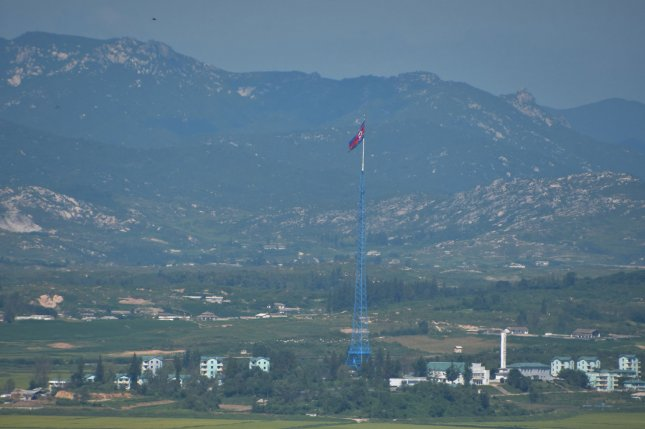 Progressive South Korean groups have called for the easing of North Korea sanctions. File Photo by Keizo Mori/UPI