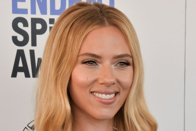Scarlett Johansson discussed her new Marvel film Black Widow while appearing on Good Morning America. File Photo Jim Ruymen/UPI