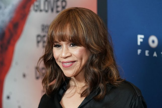 Rosie Perez arrives on the red carpet at The Dead Don't Die premiere at the Museum of Modern Art on June 10, 2019, in New York City. The actor turns 57 on September 6. File Photo by John Angelillo/UPI