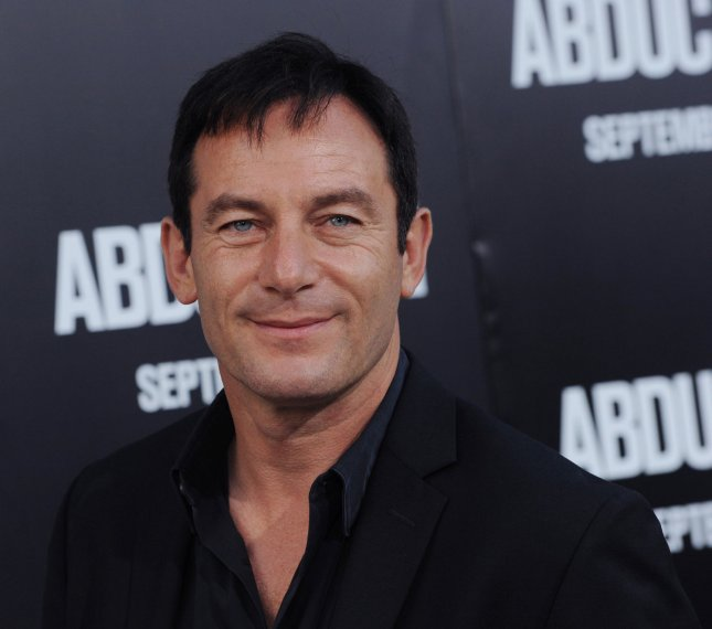 Jason Isaacs, a cast member in the motion mystery thriller Abduction, attends the premiere of the film at Grauman's Chinese Theatre in the Hollywood section of Los Angeles on September 15, 2011. UPI/Jim Ruymen