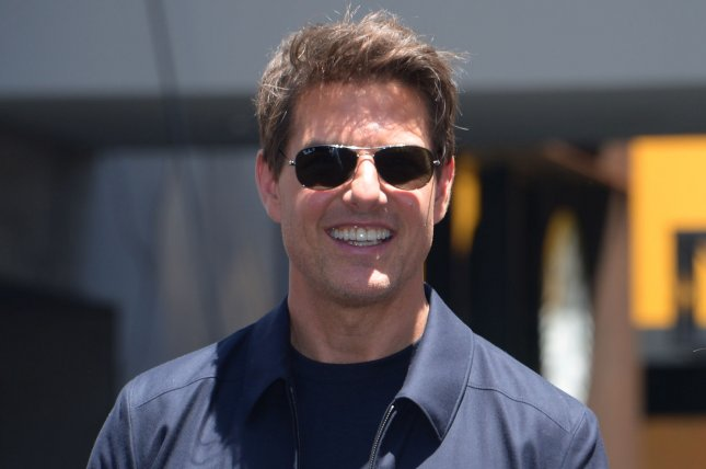 Cast member Tom Cruise attends The Mummy photo op in Los Angeles on May 20. A trailer for his upcoming movie American Made was released Monday. Photo by Jim Ruymen/UPI