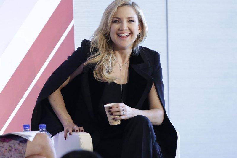 Kate Hudson, Matt Bellamy reunite to see 'Harry Potter' play for son's birthday