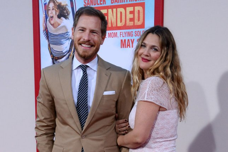 Drew Barrymore talks co-parenting with 'love' after divorce - UPI com