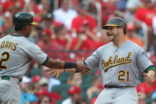 Milwaukee Brewers claim former All-Star catcher Stephen Vogt off waivers