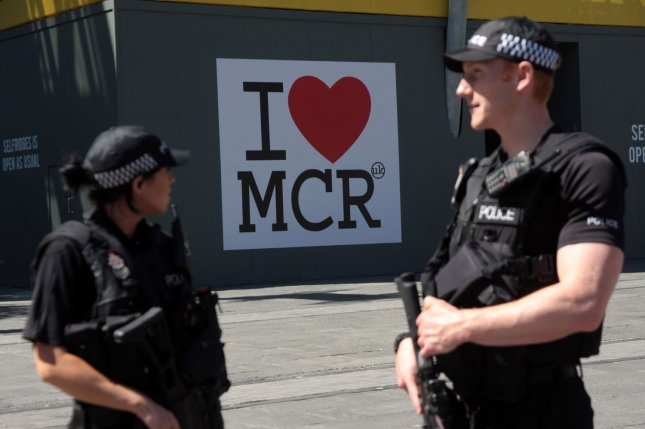 A report by barrister David Anderson states the Manchester terror attack that killed 22 people could have been prevented had Britain's M15 interpreted intelligence on attacker Salman Abedi differently. File Photo by Mushtaq Mohammed/UPI