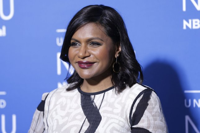 Mindy Kaling's busy week