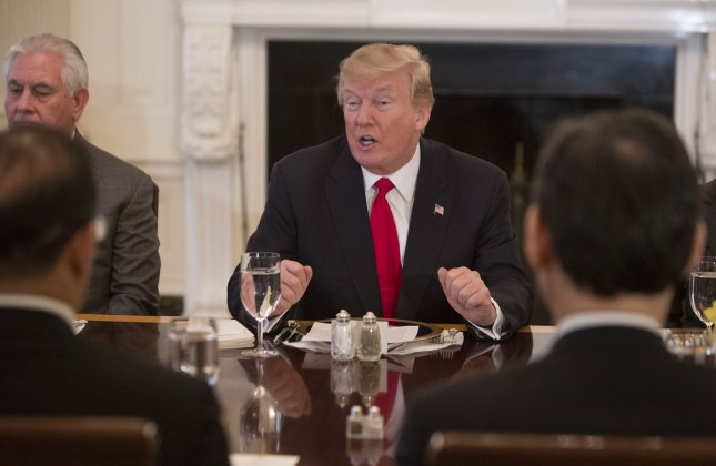 President Donald Trump said he has no plans to negotiate with the Taliban following a pair of deadly attacks in Afghanistan in recent weeks. Photo by Chris Kleponis/UPI