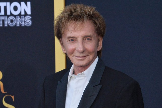 Barry Manilow has announced a limited, Broadway concert series that is set to begin in July. File Photo by Jim Ruymen/UPI
