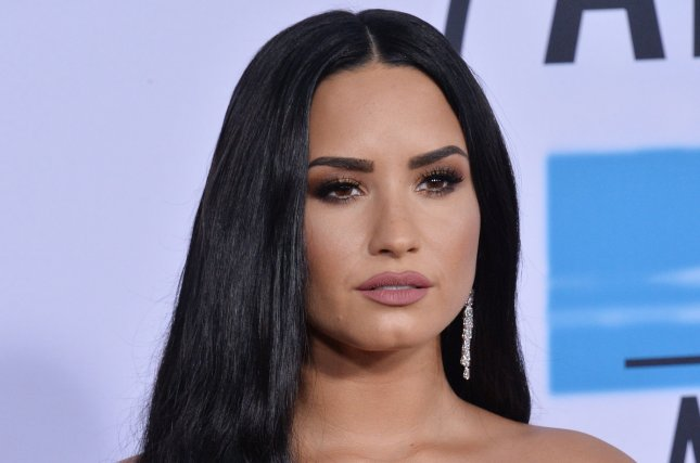 Demi Lovato will star in a scripted comedy series titled Hungry. File Photo by Jim Ruymen/UPI