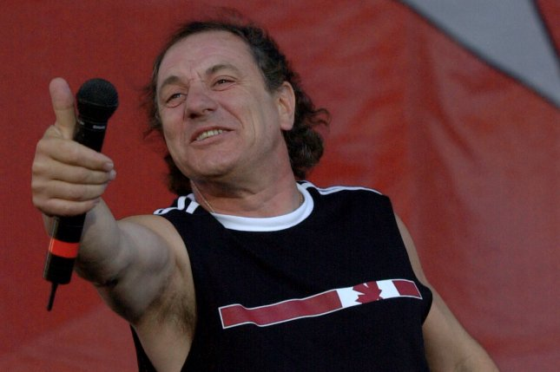 AC/DC postpones tour to save singer's hearing