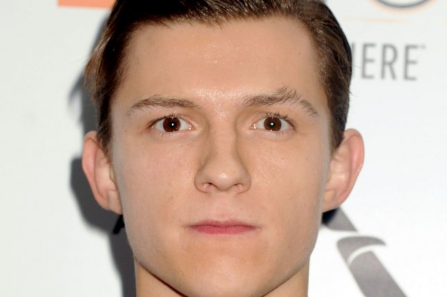 Tom Holland at the New York Film Festival screening of The Lost City of Z on October 15. File Photo by Dennis Van Tine/UPI