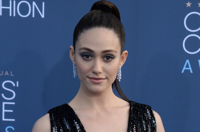 Emmy Rossum attends the Critics' Choice Awards on December 11, 2016. The actress thanked police Tuesday after her home was burglarized last week. File Photo by Jim Ruymen/UPI