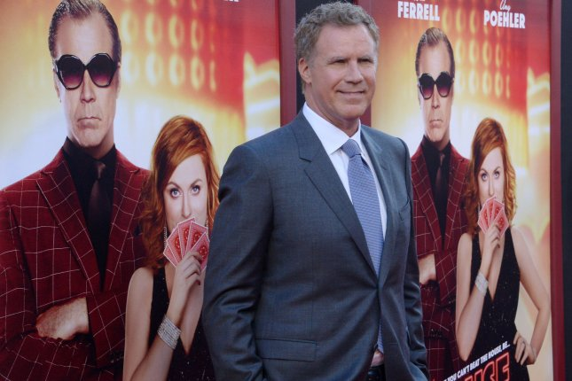 Comic actor Will Ferrell  is to guest host SNL on Nov. 23. File Photo by Jim Ruymen/UPI