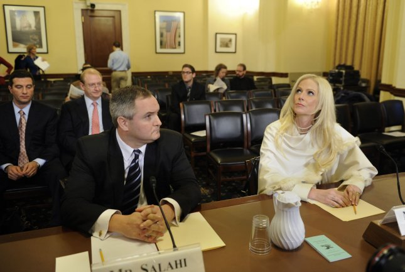White House crashers head to 'Letterman'