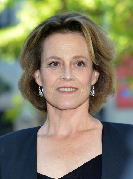 The Defenders co-star Sigourney Weaver arrives at the Toronto International Film Festival premiere of her film (re)Assignment on September 14, 2016. File Photo by Christine Chew/UPI