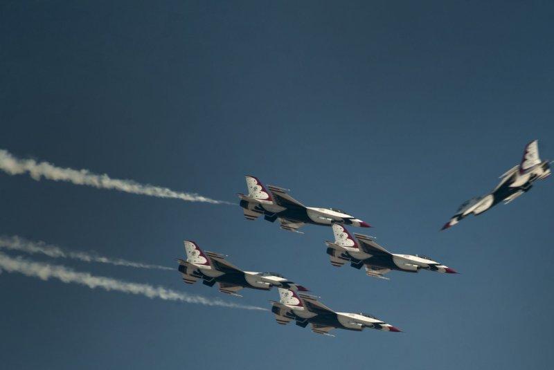 Thunderbirds pilot dies in Nevada