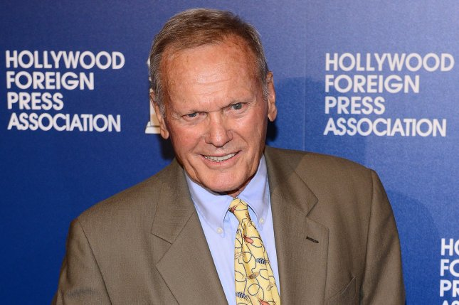 Actor Tab Hunter has died at the age of 86 from a blood clot that caused a heart attack. File Photo by Jim Ruymen/UPI