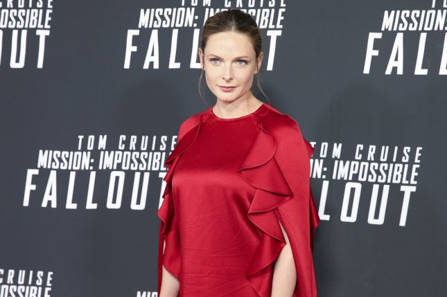 Rebecca Ferguson quietly tied the knot at an intimate wedding over the holidays. File Photo by Oliver Contreras/UPI