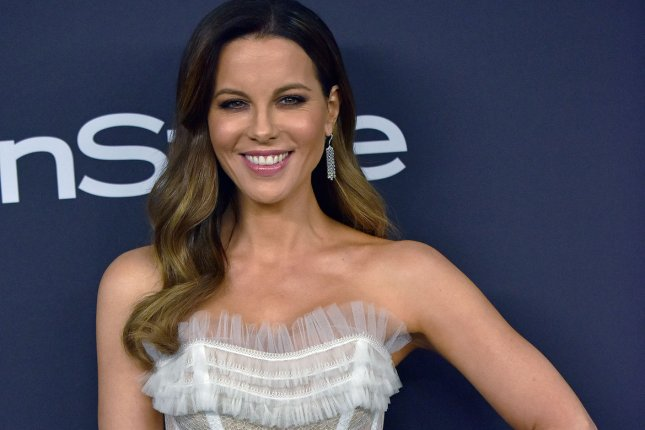 Actress Kate Beckinsale is recovering from a ruptured ovarian cyst. Photo by Christine Chew/UPI