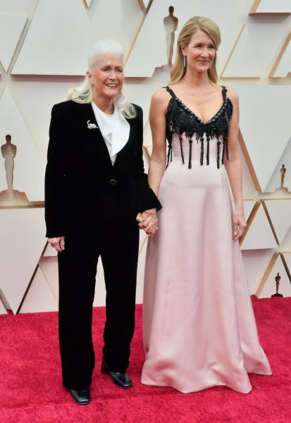 Laura Dern (R) and Diane Ladd attend the Academy Awards on Sunday. Photo by Jim Ruymen/UPI