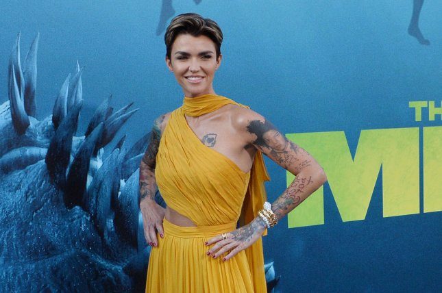 Ruby Rose is recovering after being hospitalized for surgery complications. File Photo by Jim Ruymen/UPI