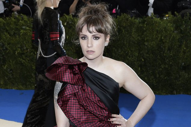 Lena Dunham will adapt the Melissa Fleming book A Hope More Powerful Than the Sea as a new film. File Photo by John Angelillo/UPI